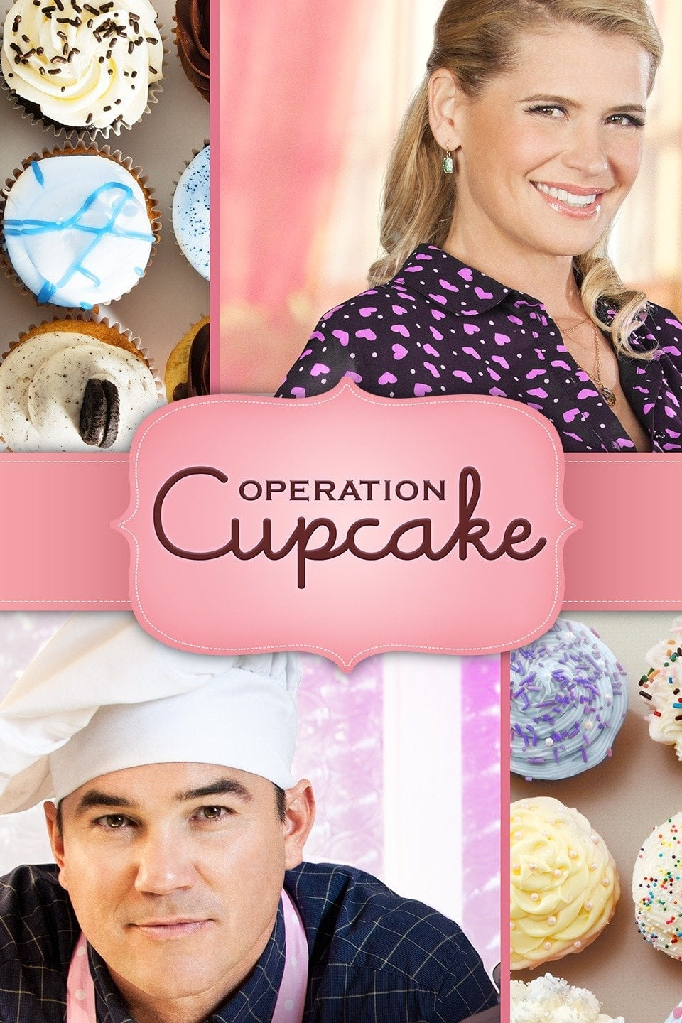 "Poster for the movie ""Operation Cupcake"""