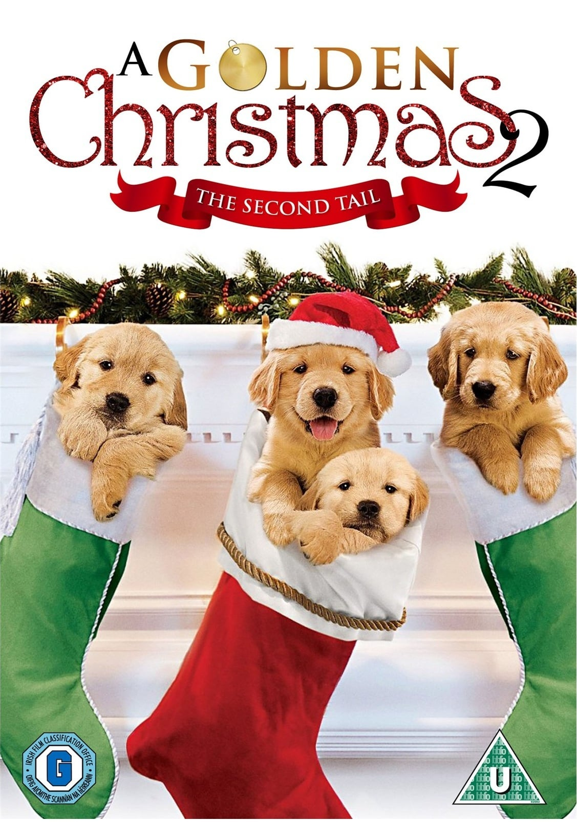 "Poster for the movie ""3 Holiday Tails"""