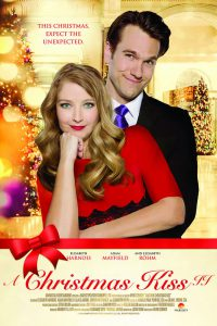 "Poster for the movie ""A Christmas Kiss II"""