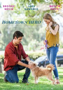 "Poster for the movie ""Hometown Hero"""