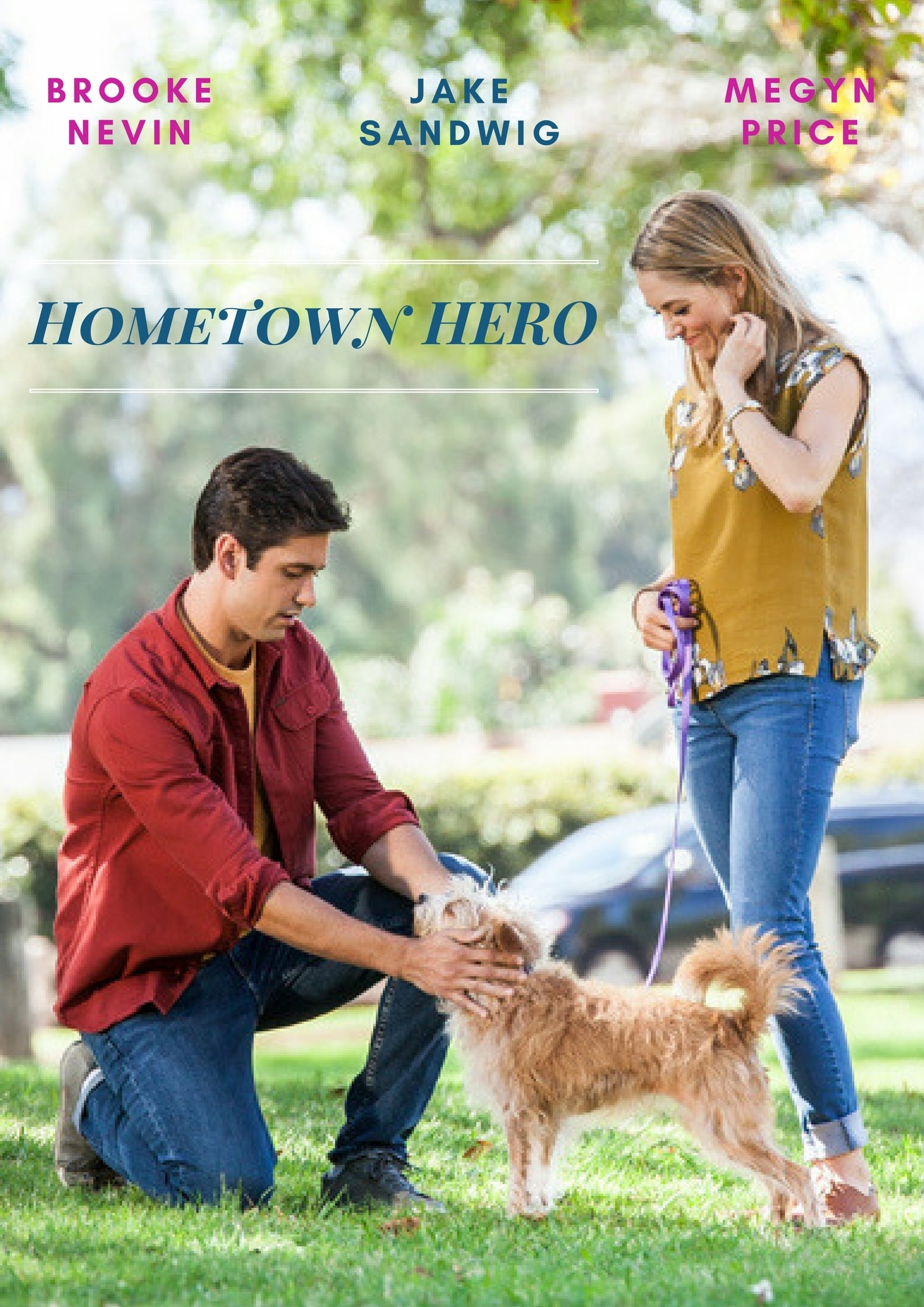 """Poster for the movie """"Hometown Hero"""""""