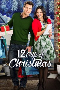 "Poster for the movie ""12 Gifts of Christmas"""