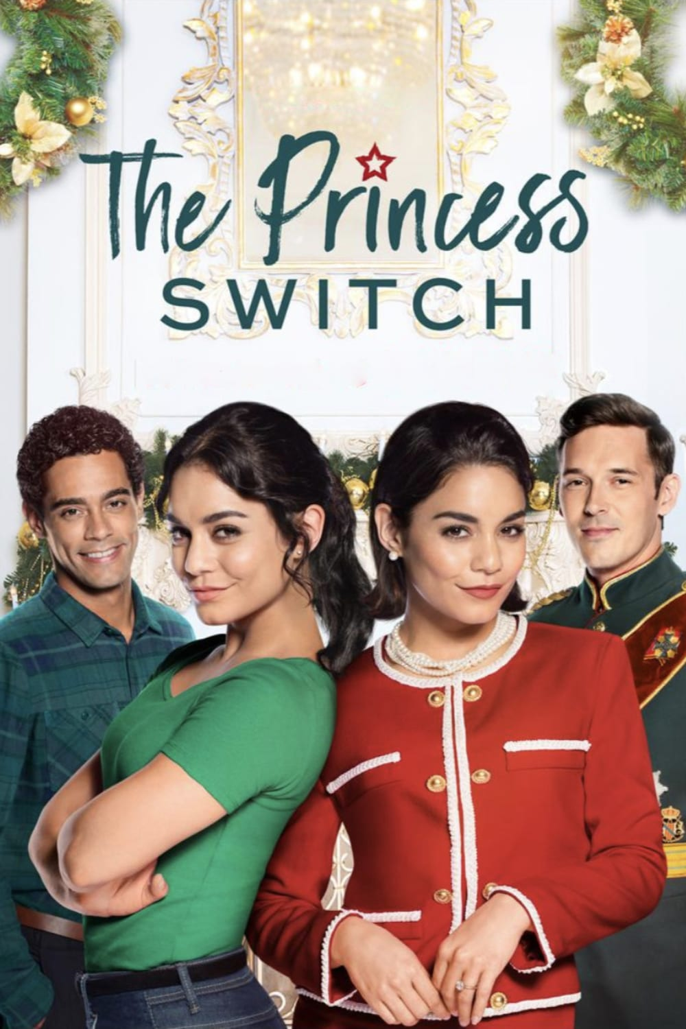 """Poster for the movie """"The Princess Switch"""""""