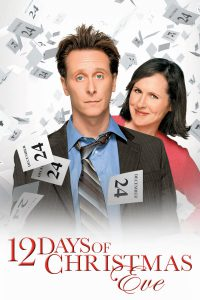 "Poster for the movie ""12 Days of Christmas Eve"""