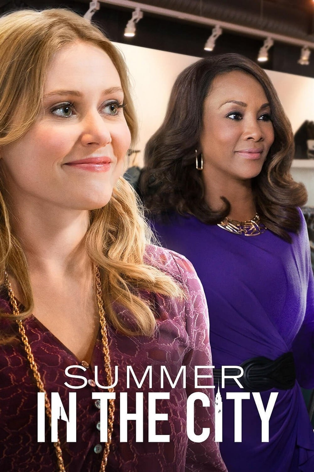 """Poster for the movie """"Summer in the City"""""""