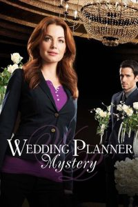 "Poster for the movie ""Wedding Planner Mystery"""