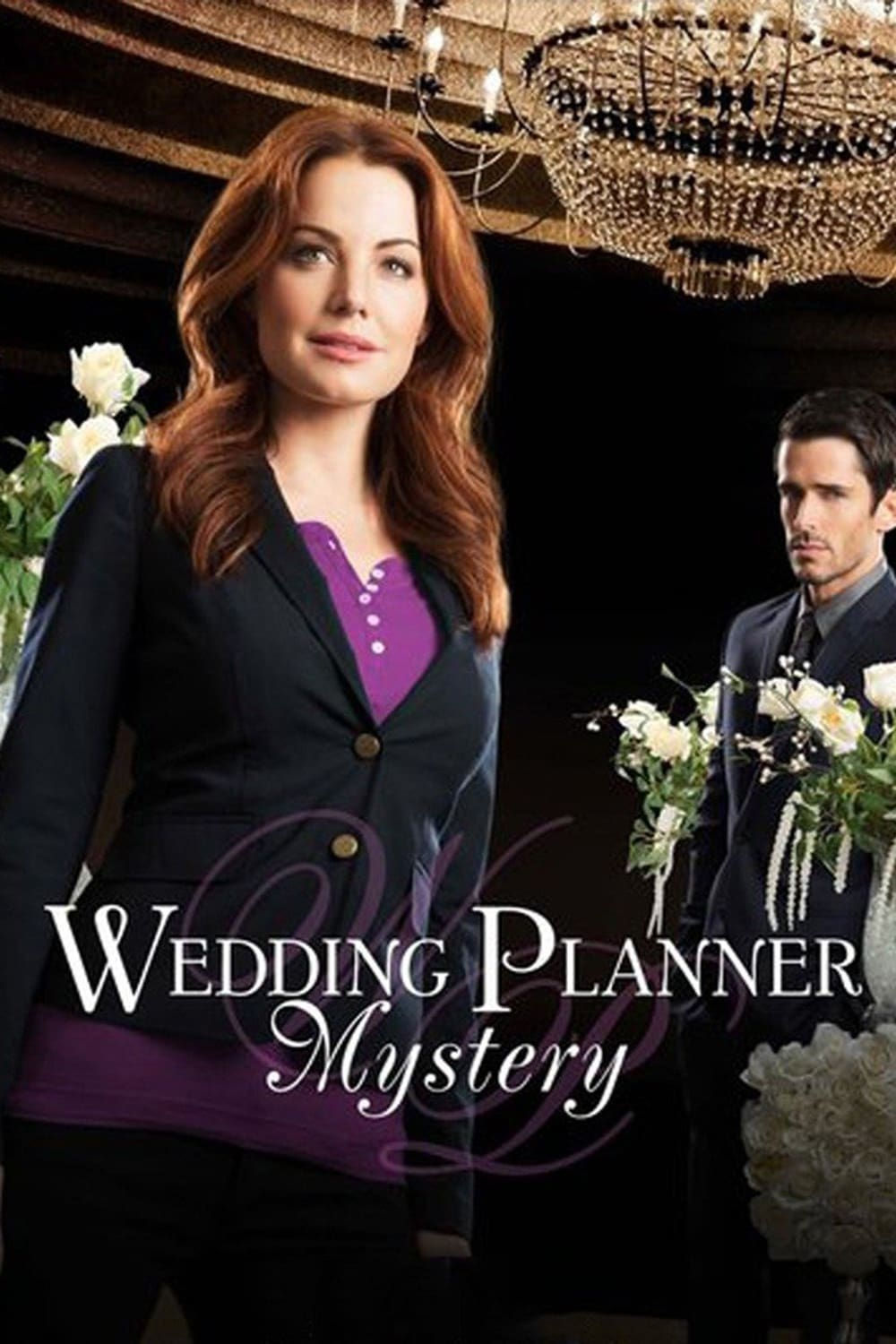 """Poster for the movie """"Wedding Planner Mystery"""""""