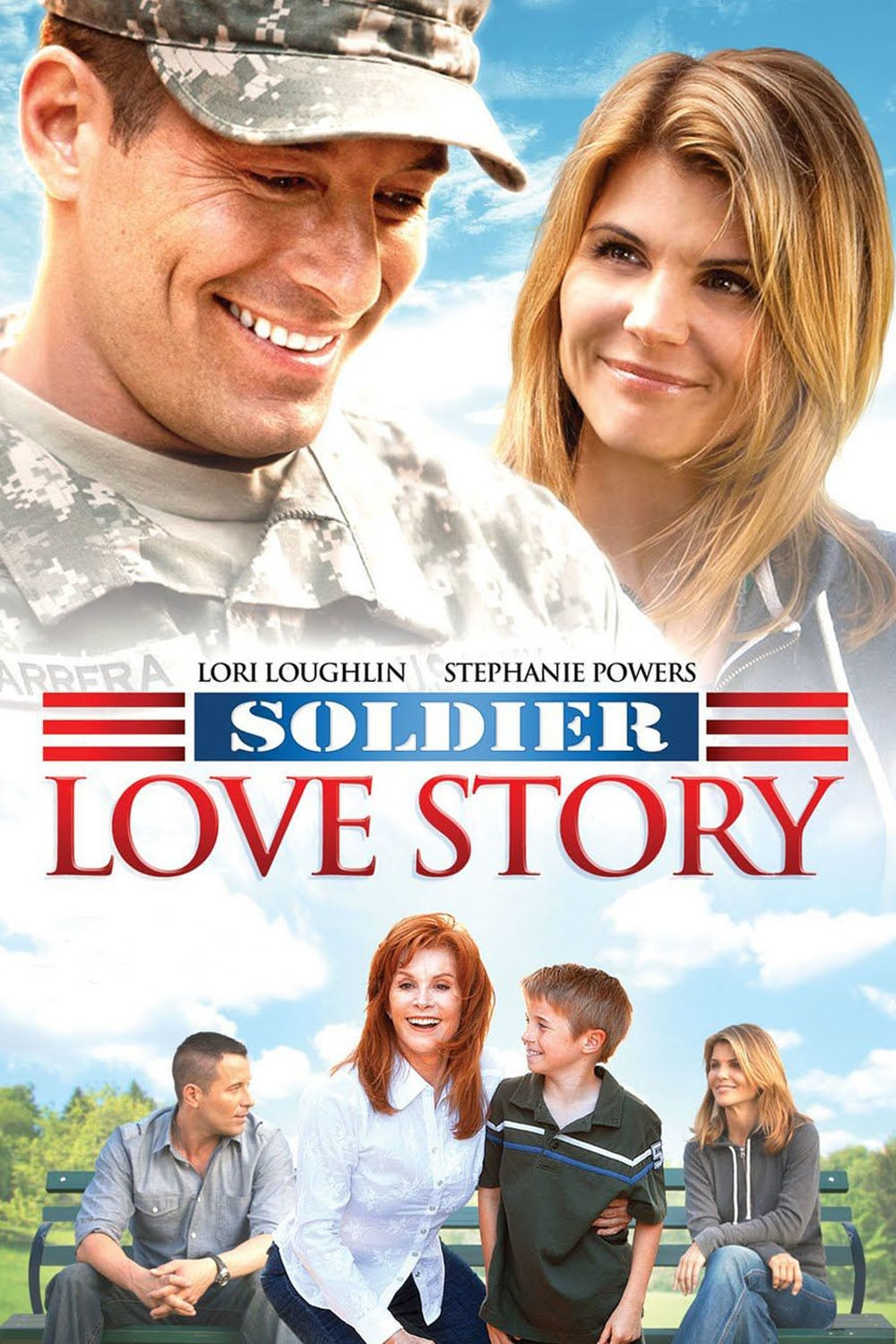 """Poster for the movie """"Soldier Love Story"""""""
