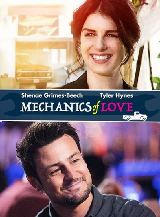"""Poster for the movie """"Mechanics of Love"""""""