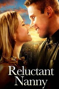 """Poster for the movie """"The Reluctant Nanny"""""""