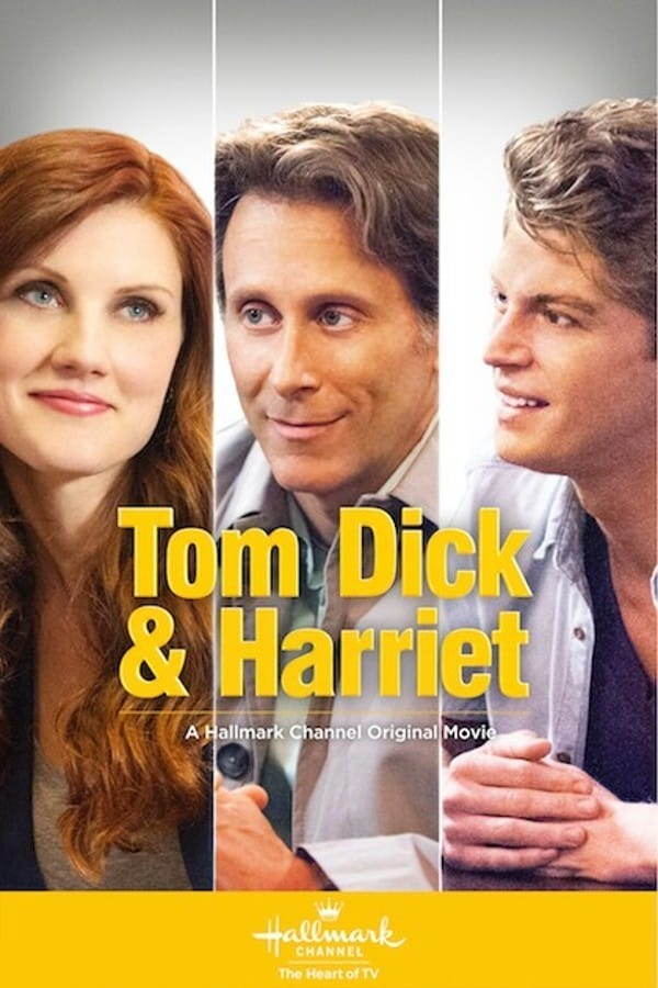 "Poster for the movie ""Tom, Dick and Harriet"""