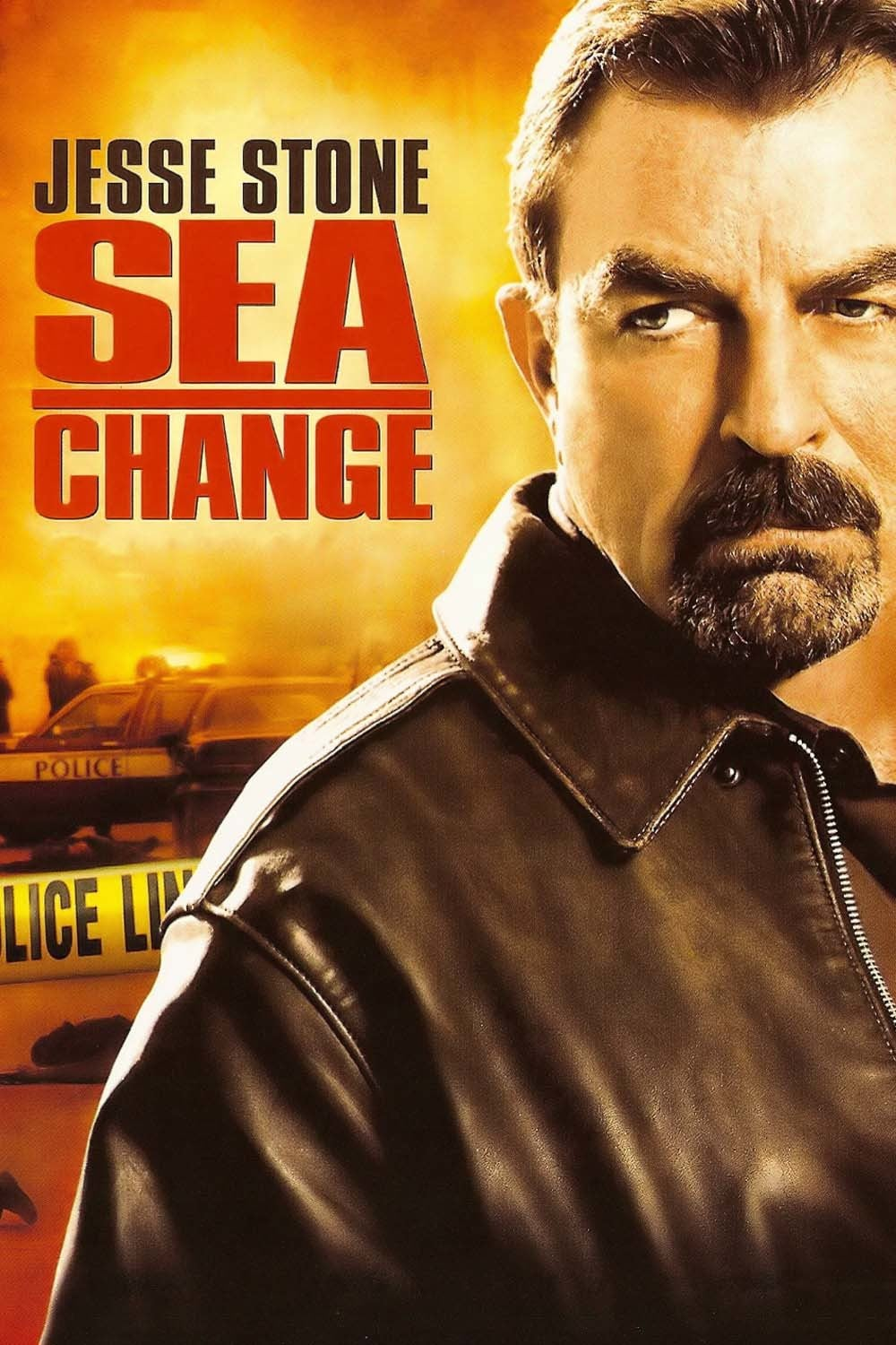 "Poster for the movie ""Jesse Stone: Sea Change"""