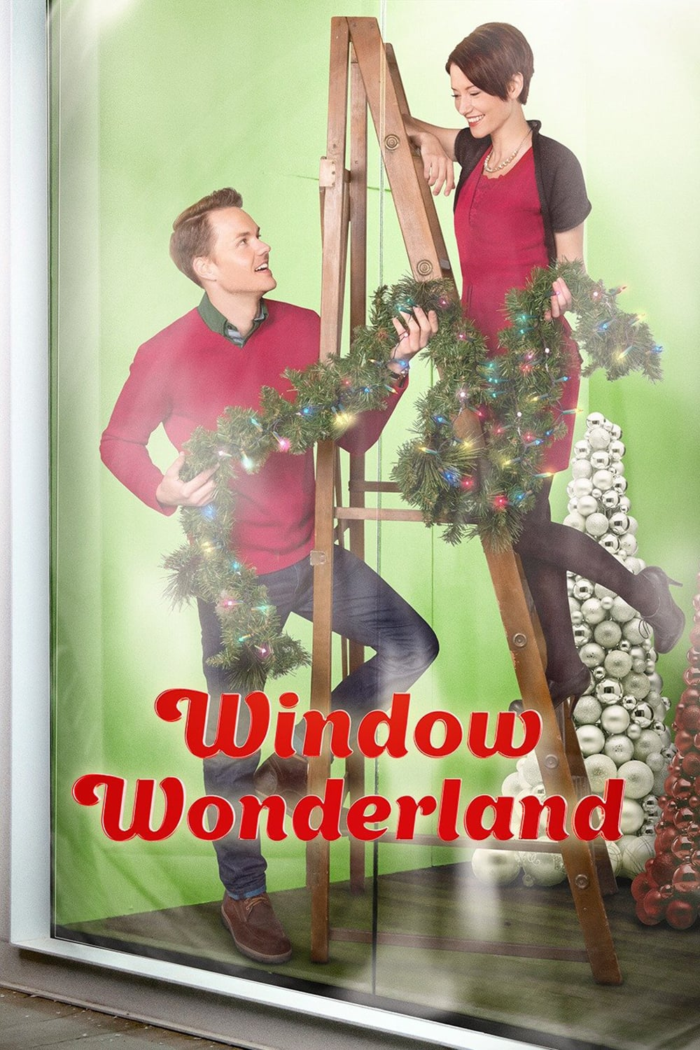 "Poster for the movie ""Window Wonderland"""