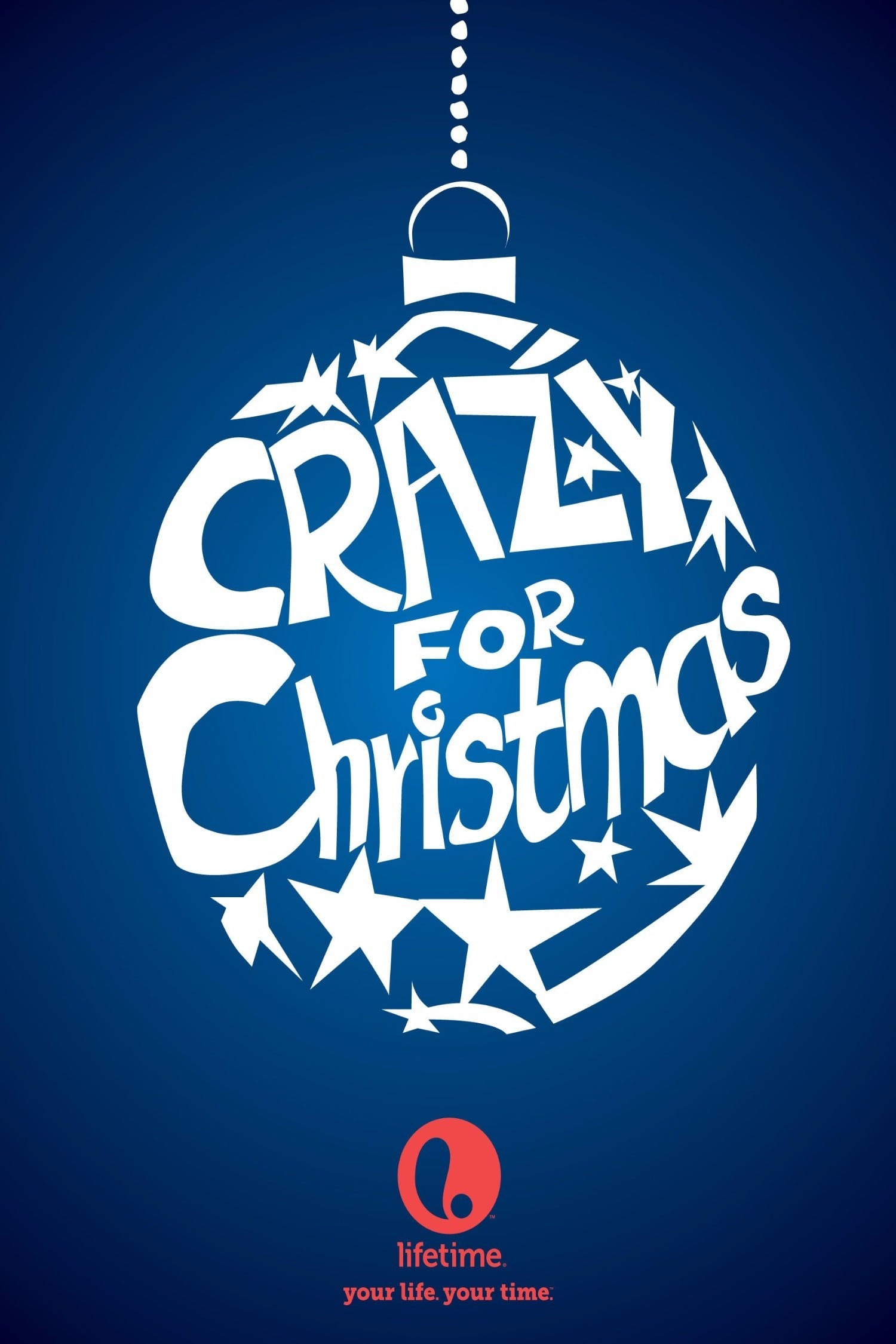 """Poster for the movie """"Crazy for Christmas"""""""