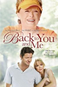 "Poster for the movie ""Back to You and Me"""