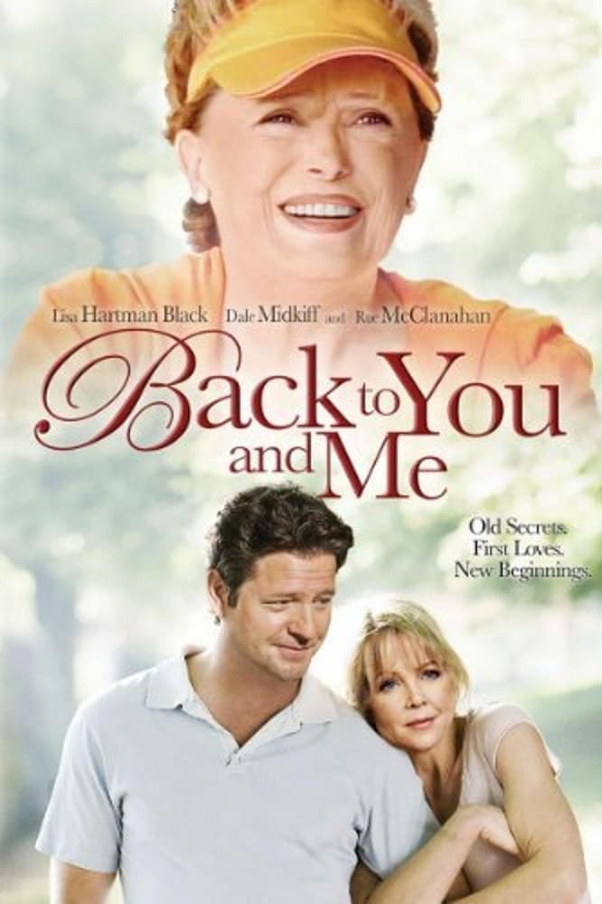 """Poster for the movie """"Back to You and Me"""""""