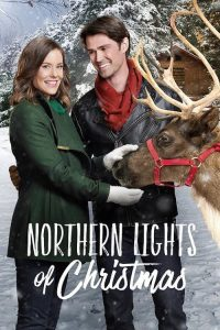 """Poster for the movie """"Northern Lights of Christmas"""""""