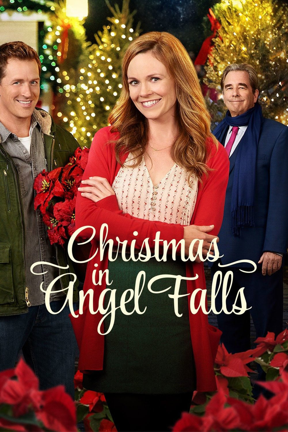"Poster for the movie ""Christmas in Angel Falls"""