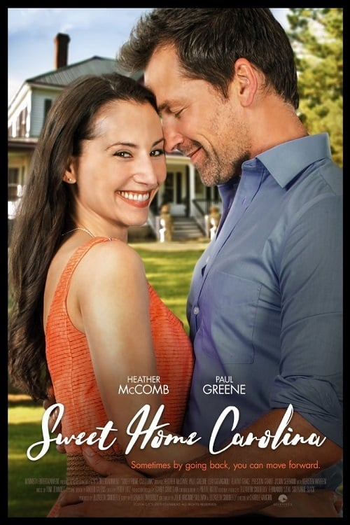 """Poster for the movie """"Sweet Home Carolina"""""""