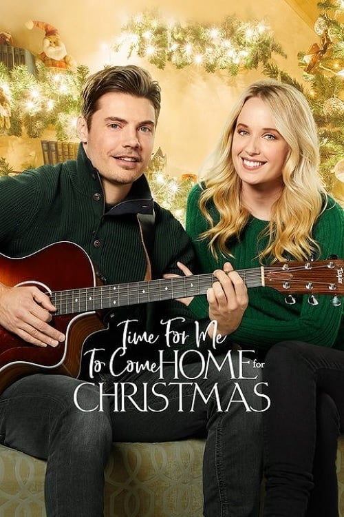 """Poster for the movie """"Time for Me to Come Home for Christmas"""""""