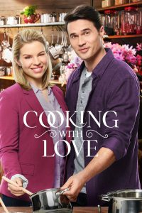 "Poster for the movie ""Cooking with Love"""