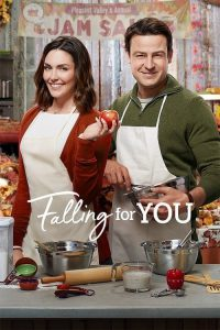 """Poster for the movie """"Falling for You"""""""