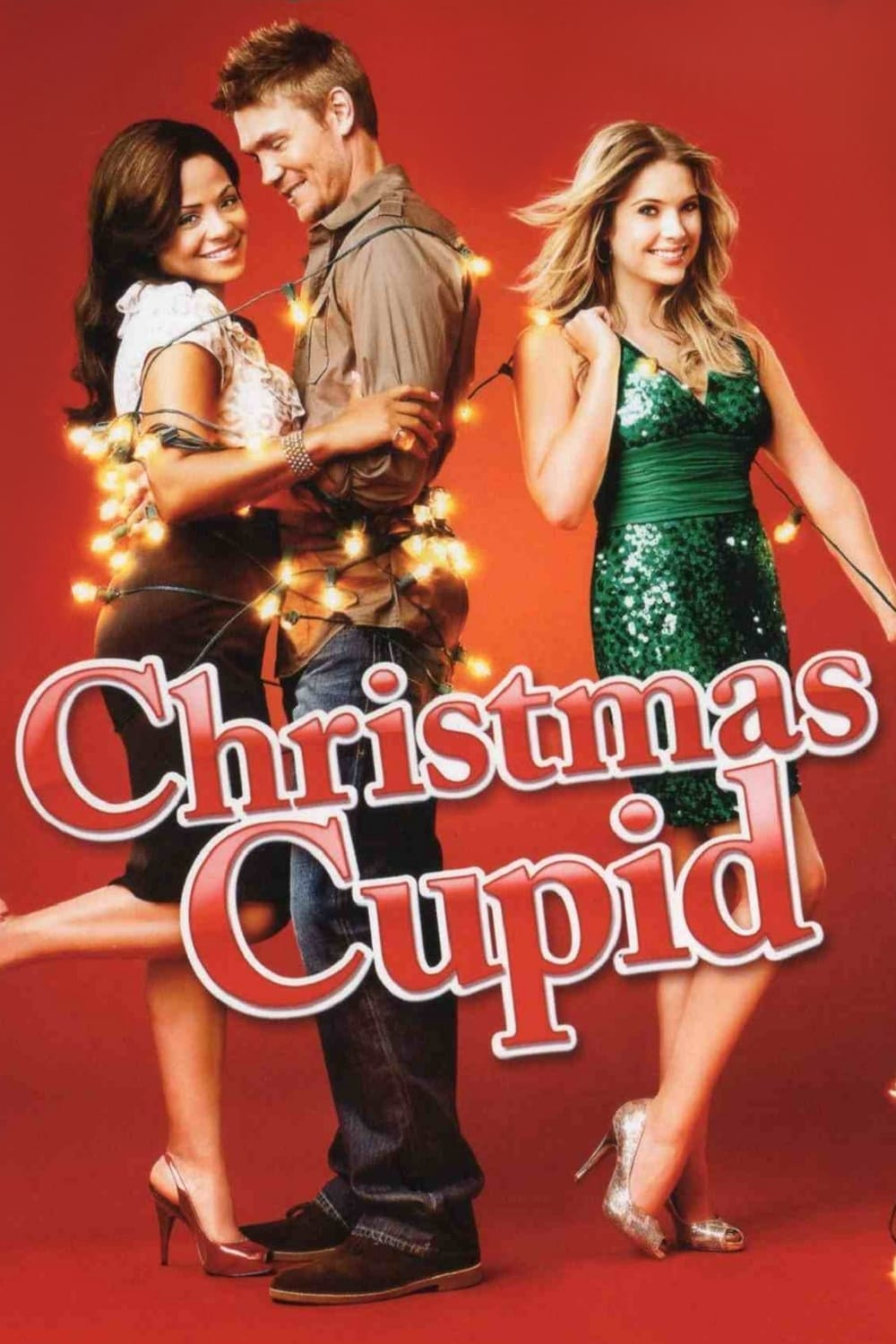 "Poster for the movie ""Christmas Cupid"""