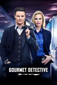 "Poster for the movie ""Gourmet Detective"""