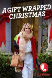 "Poster for the movie ""A Gift Wrapped Christmas"""