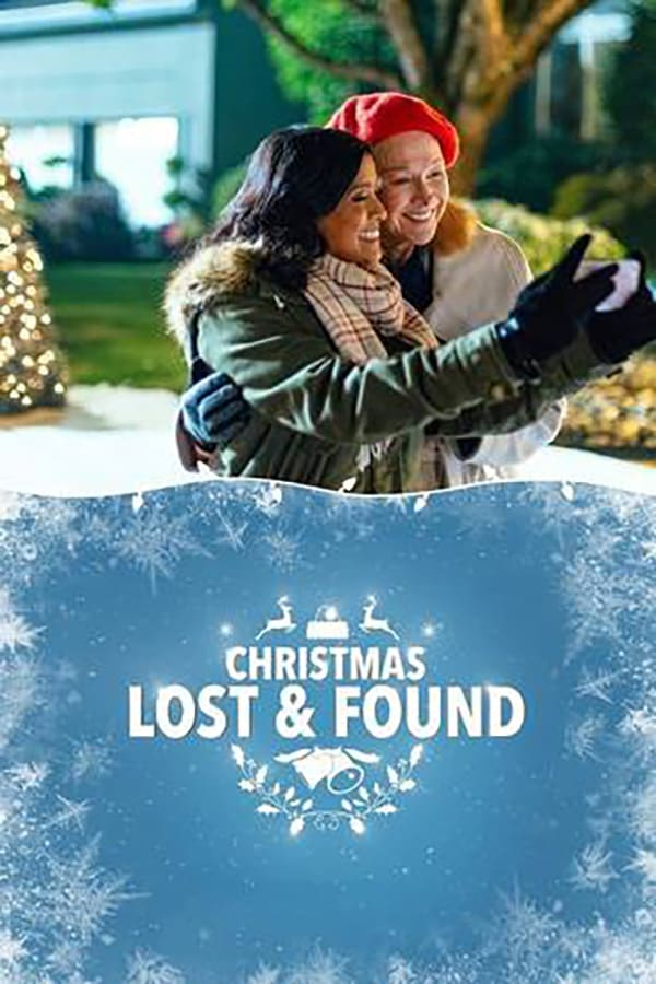 """Poster for the movie """"Christmas Lost and Found"""""""