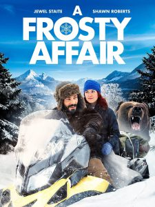 "Poster for the movie ""A Frosty Affair"""