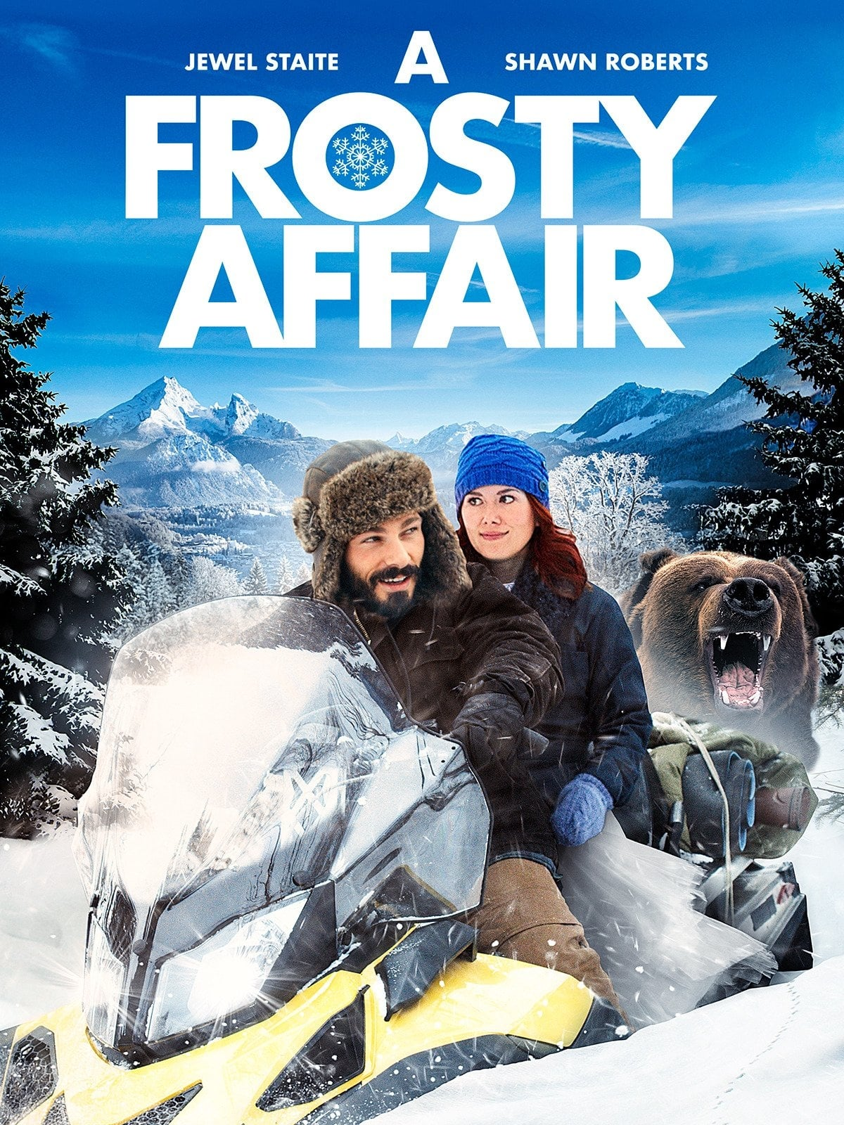 """Poster for the movie """"A Frosty Affair"""""""