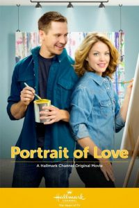 "Poster for the movie ""Portrait of Love"""