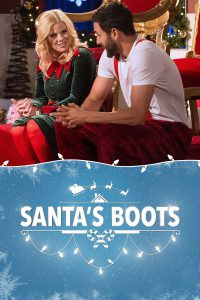 "Poster for the movie ""Santa's Boots"""