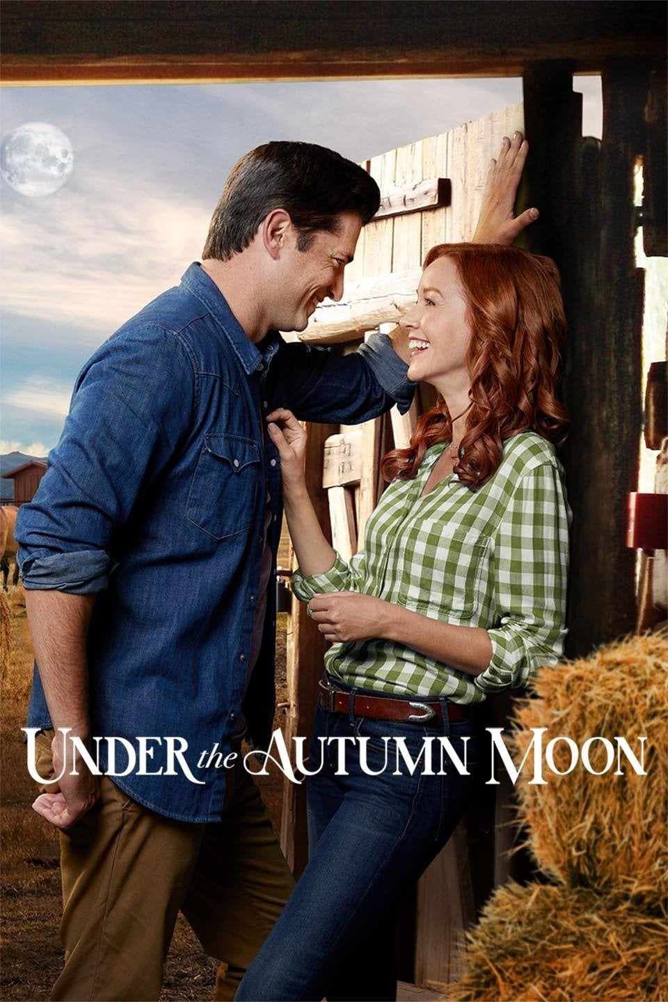 """Poster for the movie """"Under the Autumn Moon"""""""