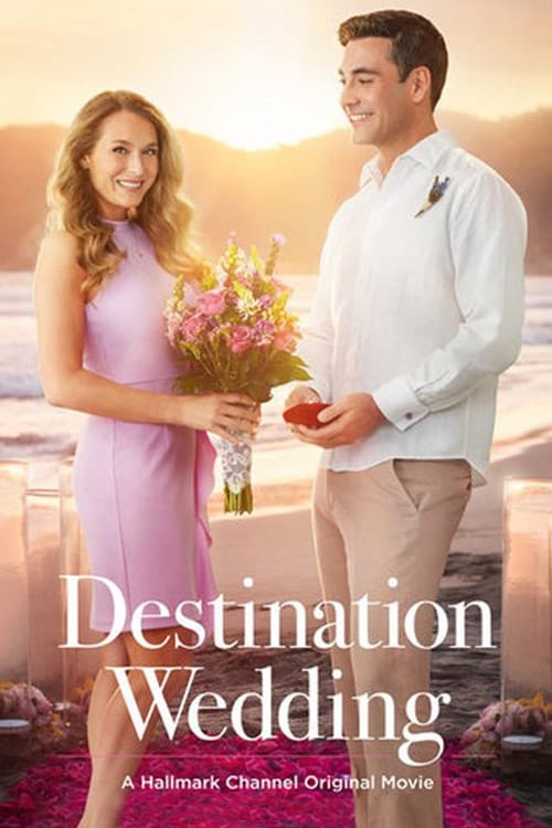 """Poster for the movie """"Destination Wedding"""""""