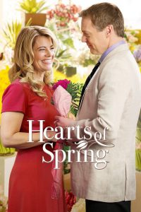 "Poster for the movie ""Hearts of Spring"""