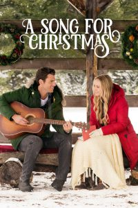 """Poster for the movie """"A Song for Christmas"""""""