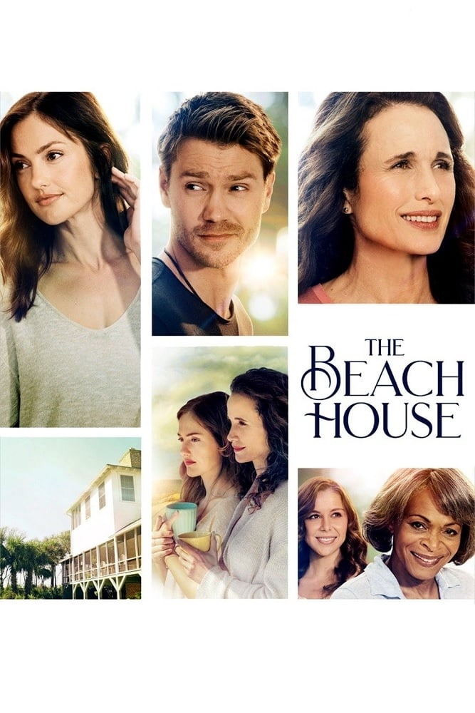 """Poster for the movie """"The Beach House"""""""