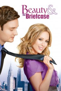 "Poster for the movie ""Beauty & the Briefcase"""