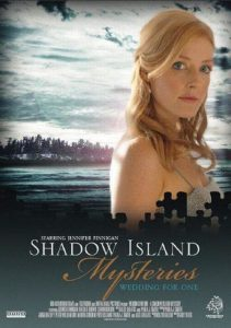 "Poster for the movie ""Shadow Island Mysteries: Wedding for One"""