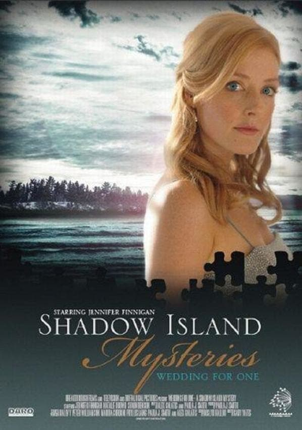 """Poster for the movie """"Shadow Island Mysteries: Wedding for One"""""""