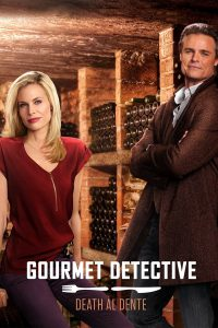 """Poster for the movie """"Death Al Dente: A Gourmet Detective Mystery"""""""