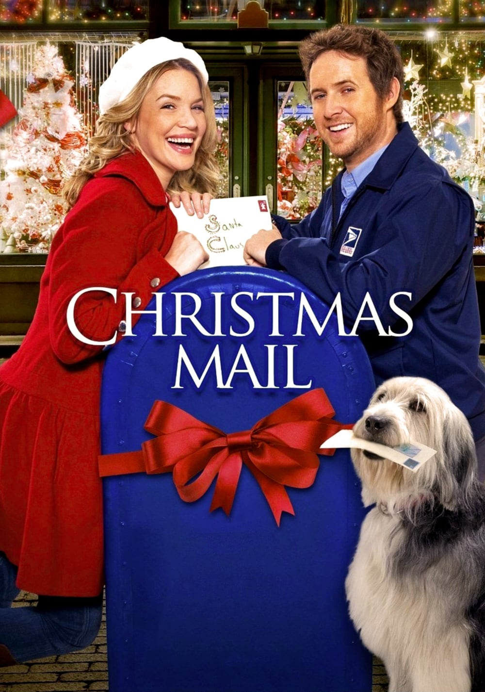 "Poster for the movie ""Christmas Mail"""