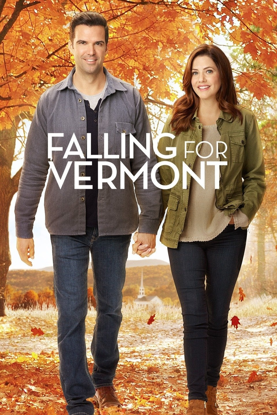 "Poster for the movie ""Falling for Vermont"""