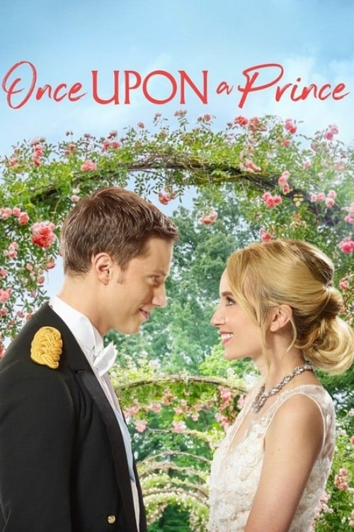 """Poster for the movie """"Once Upon a Prince"""""""