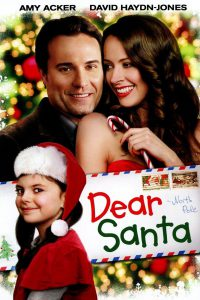 "Poster for the movie ""Dear Santa"""