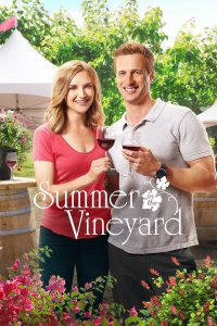 """Poster for the movie """"Summer in the Vineyard"""""""