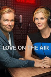 """Poster for the movie """"Love on the Air"""""""