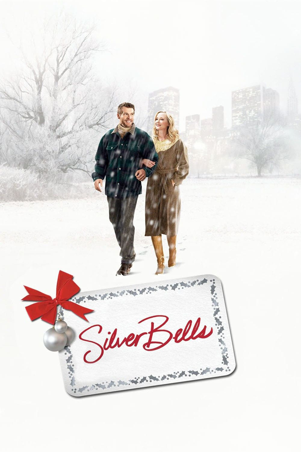 "Poster for the movie ""Silver Bells"""